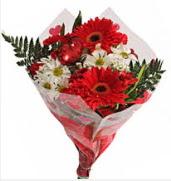 Mevsim çiçeklerinden görsel buket  Sakarya yurtiçi ve yurtdışı çiçek siparişi