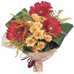 karışık mevsim buketi  Sakarya çiçek mağazası , çiçekçi adresleri