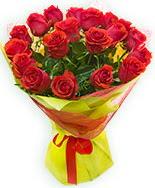 19 Adet kırmızı gül buketi  Sakarya çiçek yolla , çiçek gönder , çiçekçi