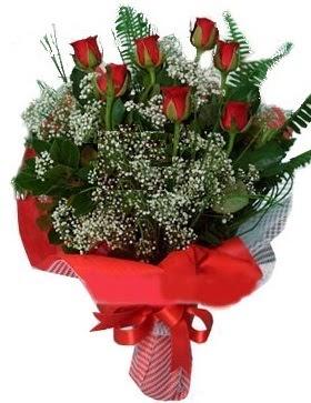 7 kırmızı gül buketi  Sakarya hediye çiçek yolla