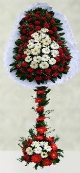 Sakarya güvenli kaliteli hızlı çiçek  çift katlı düğün açılış çiçeği