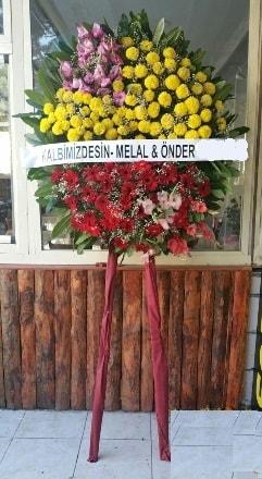 Sakarya çiçek satışı  Cenaze çiçek modeli