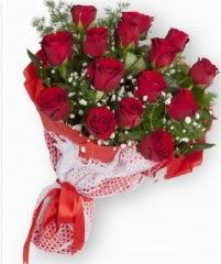 11 adet kırmızı gül buketi  Sakarya çiçek yolla