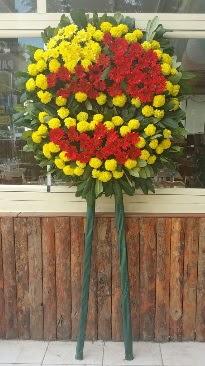 Cenaze çelengi çiçek modeli  Sakarya çiçekçi mağazası