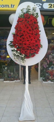 Tek katlı düğün nikah açılış çiçeği  Sakarya çiçek gönderme sitemiz güvenlidir