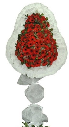 Tek katlı düğün nikah açılış çiçek modeli  Sakarya çiçek yolla