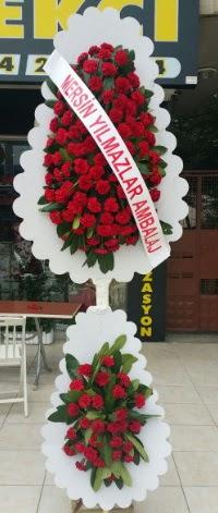Çift katlı düğün nikah çiçeği modeli  Sakarya çiçek servisi , çiçekçi adresleri
