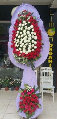 Çift katlı işyeri açılış çiçek modeli  Sakarya çiçek online çiçek siparişi