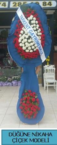 Düğüne nikaha çiçek modeli  Sakarya anneler günü çiçek yolla