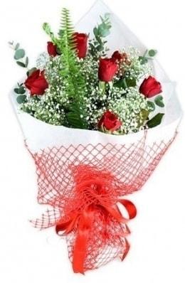 7 adet gülden kız arkadaşıma çiçek  Sakarya 14 şubat sevgililer günü çiçek