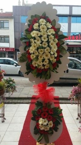 Çift katlı düğün açılış çiçeği  Sakarya anneler günü çiçek yolla