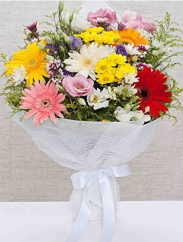Karışık Mevsim Buketleri  Sakarya çiçek online çiçek siparişi
