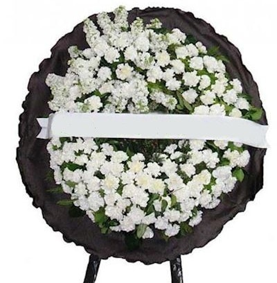 Cenaze çelengi çiçeği modelleri  Sakarya güvenli kaliteli hızlı çiçek