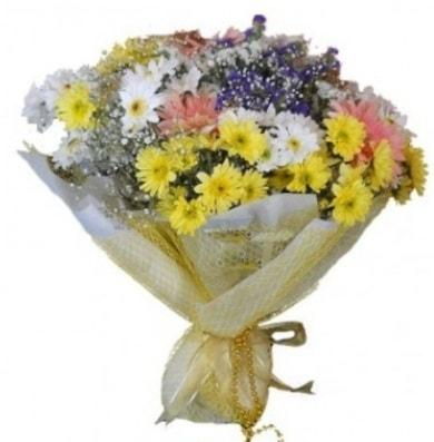 Karışık mevsim çiçeği  Sakarya anneler günü çiçek yolla