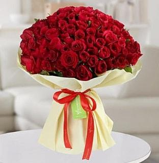 101 adet kırmızı gül buketi koca demet  Sakarya online çiçekçi , çiçek siparişi