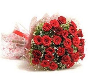 27 Adet kırmızı gül buketi  Sakarya çiçek online çiçek siparişi