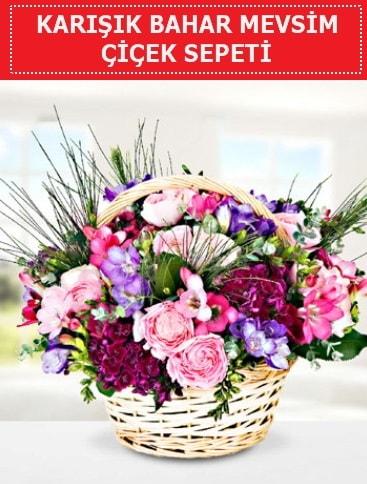 Karışık mevsim bahar çiçekleri  Sakarya çiçek online çiçek siparişi